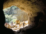 Sof Omar Cave, Exit into the Downstream Gorge, Southern Highlands, Ethiopia, Africa Photographic Print by Tony Waltham
