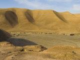 Scenery Between Herat and Maimana (After Bala Murghah), Afghanistan Photographic Print by Jane Sweeney