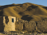 Caravanserai, Daulitiar, Between Yakawlang and Chakhcharan, Afghanistan Photographic Print by Jane Sweeney