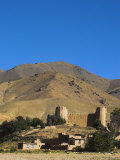 Fortress, Sar-E-Cheshma (Sarcheshma), Between Kabul and Bamiyan, Afghanistan Photographic Print by Jane Sweeney