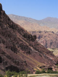Pai Mori Gorge, Between Kabul and Bamiyan (The Southern Route), Bamiyan Province, Afghanistan Photographic Print by Jane Sweeney