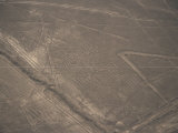 Spider, Nazca (Nasca) Lines, Unesco World Heritage Site, Peru, South America Photographic Print by Jane Sweeney