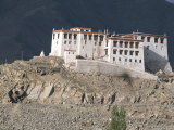 Old Palace, Stakna, Indus Valley, Ladakh, India Photographic Print by Tony Waltham