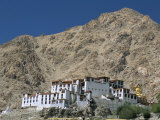 Likker (Likir) Monastery, Indus Valley, Ladakh, India Photographic Print by Tony Waltham
