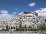 Thikse Monastery, Indus Valley, Ladakh, India Photographic Print by Tony Waltham