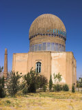 The Mousallah Complex, Gaur Shad's Mausoleum, Herat, Herat Province, Afghanistan Photographic Print by Jane Sweeney