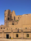 Inside the Citadel (Qala-I-Ikhtiyar-Ud-Din), Herat, Herat Province, Afghanistan Photographic Print by Jane Sweeney