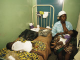 Korcebu Hospital, Accra, Ghana, West Africa, Africa Photographic Print by Liba Taylor