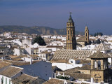 View of City from Castle Walls, Antequera, Andalucia, Spain Photographic Print by Ruth Tomlinson