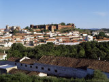 Moorish Castle Above Silves, Portugal Photographic Print by Adina Tovy