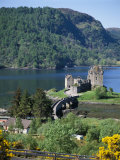 Urquhart Castle, Loch Ness, Scotland, United Kingdom Photographic Print by Adina Tovy