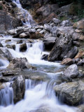 Waterfall, Blatten, Brig, Valais, Switzerland Photographic Print by Ruth Tomlinson