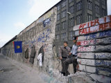 The Berlin Wall, Berlin, Germany Photographic Print by Adina Tovy