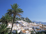 Village of Gaucin, Malaga Area, Andalucia, Spain Photographic Print by Ruth Tomlinson