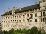 Exterior of Chateau, Blois, Centre, France Photographic Print by Adina Tovy