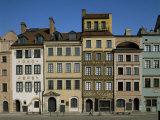 Starezawasto (Old Town), Warsaw, Poland Photographic Print by Adina Tovy