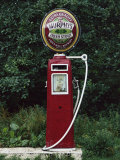 Murphy's Stout Petrol Pump, County Cork, Munster, Eire (Republic of Ireland) Photographic Print by Julia Thorne