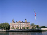Ellis Island, New York, USA Photographic Print by I Vanderharst
