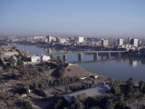 Tigris River, Baghdad, Iraq, Middle East Photographic Print by Guy Thouvenin