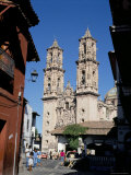 St. Prisca Church, Taxco, Mexico, North America Photographic Print by Adina Tovy
