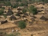 El Geneina, Darfur, Western Sudan, Sudan, Africa Photographic Print by Liba Taylor