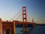 Golden Gate Bridge, San Francisco, California, USA Photographic Print by Adina Tovy