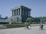 Tomb of Ho Chi Minh, Hanoi, Vietnam, Indochina, Southeast Asia Photographic Print by Adina Tovy