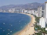 Los Hornos, Acapulco, Pacific Coast, Mexico, North America Photographic Print by Adina Tovy