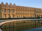 Aisle Du Midi, Chateau of Versailles, Unesco World Heritage Site, Les Yvelines, France Photographic Print by Guy Thouvenin