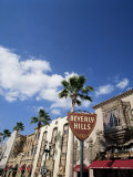 Beverly Hills Sign, Beverly Hills, California, USA Lmina fotogrfica por Adina Tovy
