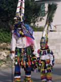 Gombeys, Bermuda, Central America Photographic Print by Doug Traverso