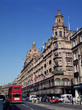 Harrods, Knightsbridge, London, England, United Kingdom Photographic Print by Adina Tovy