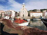 Port Vendres, Seen from the Harbour, Roussillon, France Photographic Print by Guy Thouvenin