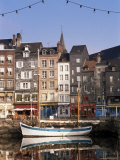 Old Dock, St. Catherine Quay, Honfleur, Normandie (Normandy), France Photographic Print by Guy Thouvenin