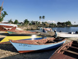 Bayahibe Harbour, Dominican Republic, West Indies, Central America Photographic Print by Guy Thouvenin