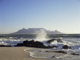 Table Mountain, Cape, South Africa, Africa Fotodruck von I Vanderharst