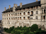 Chateau of Blois, Loir-Et-Cher, Centre, France Photographic Print by Adina Tovy