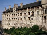 Chateau of Blois, Loir-Et-Cher, Centre, France Photographic Print by Adina Tovy