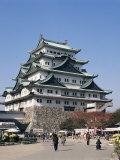 Matsumoto Castle, Nagano Ken, Japan Photographic Print by Adina Tovy