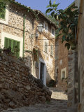 Village Street, Fornalutx, Near Soller, Majorca (Mallorca), Balearic Islands, Spain Photographic Print by Ruth Tomlinson