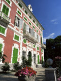 The Villa Durazzo, Santa Margherita Ligure, Portofino Peninsula, Liguria, Italy Photographic Print by Ruth Tomlinson