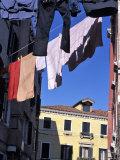 Typical Backstreet, Venice, Veneto, Italy Photographic Print by Guy Thouvenin