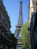 Eiffel Tower, Paris, France Photographic Print by Guy Thouvenin
