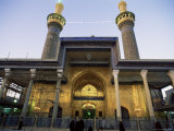 Al Abbas Mosque, Karbala (Kerbela), Iraq, Middle East Photographic Print by Nico Tondini