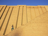 The Ziggurat, Agargouf, Iraq, Middle East Photographic Print by Nico Tondini