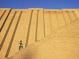 The Ziggurat, Agargouf, Iraq, Middle East Photographic Print by Nico Tondini
