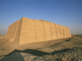 Ziggurat, Ur, Iraq, Middle East, Photographic Print