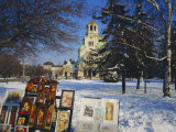 Alexander Nevski Cathedral, Sophia, Bulgaria Photographic Print by Tom Teegan