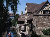 Little Venice, Colmar, Alsace, France Photographic Print by Guy Thouvenin
