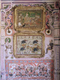 Juna Mahal, One of the Finest Examples of a Painted Palace, Dungarpur, Rajasthan State, India Photographic Print by John Henry Claude Wilson